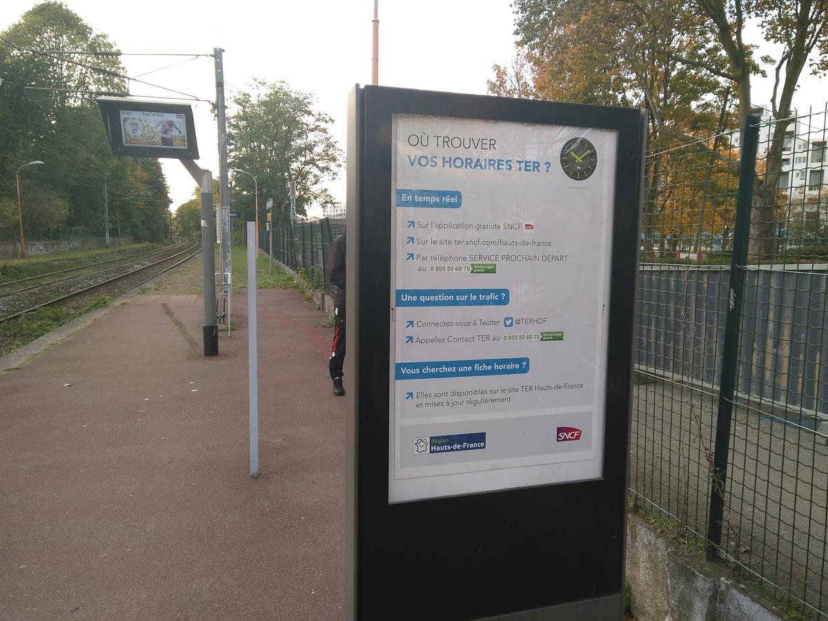 gare de Pont de Bois