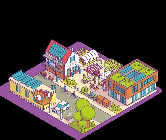 illustration programme transition écologique et énergétique
