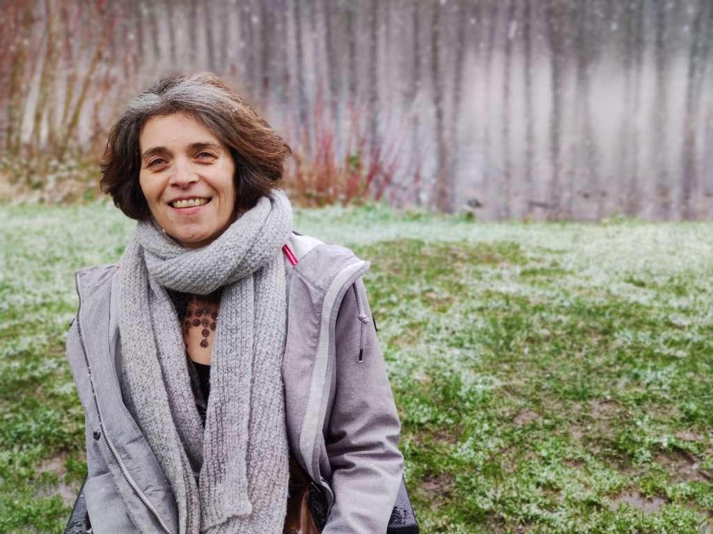 portrait de Céline Cuvelier