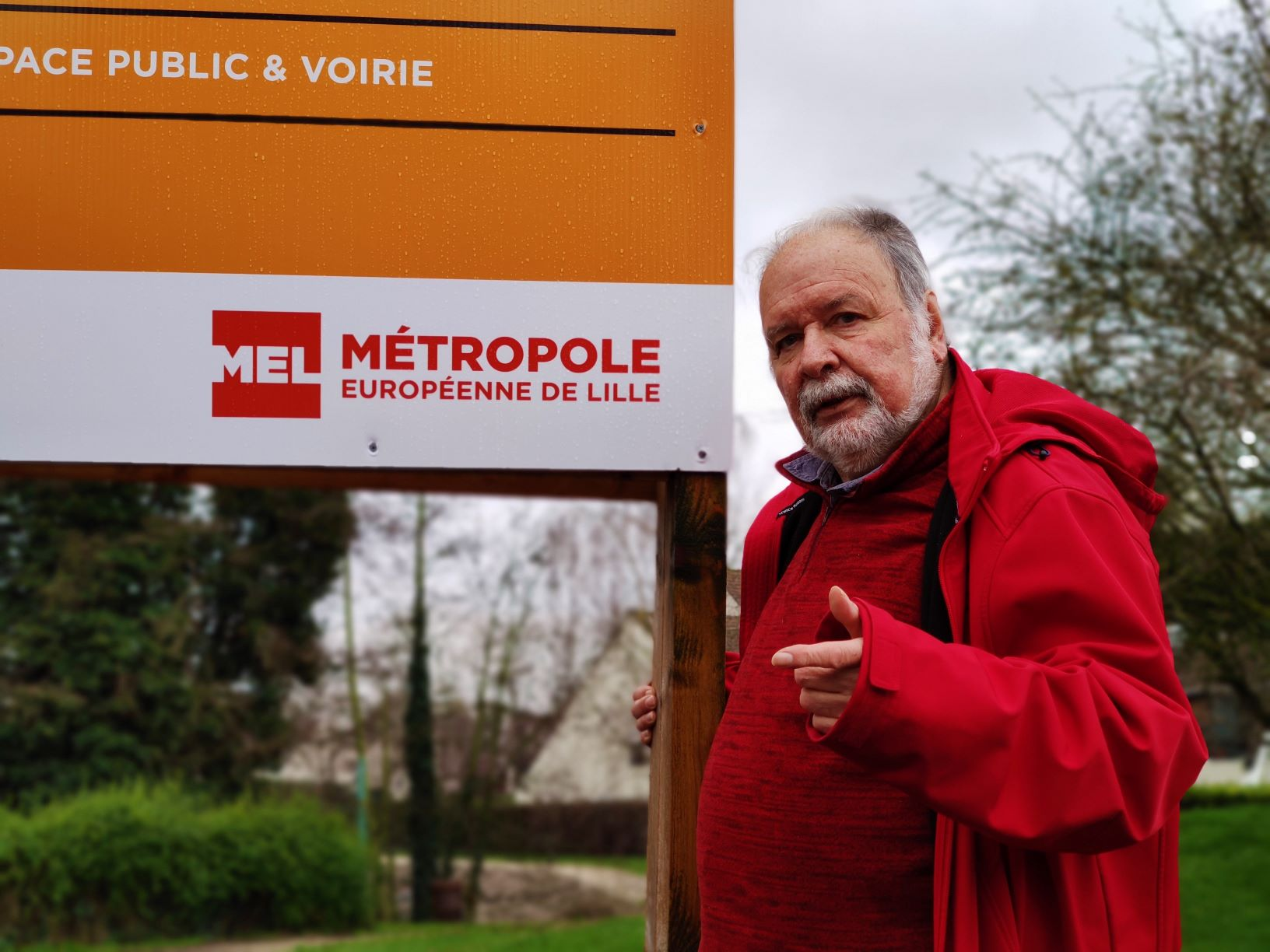 portrait de Marc Delgrange